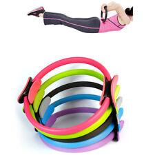 Pilates Resistance Ring Circular Gimnasia Yoga Aerobico Manija Doble