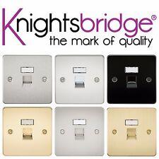 Knightsbridge Piatta rj45 NETWORK INTERNET COMPUTER Socket Outlet