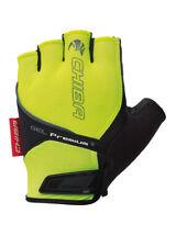 CHIBA GEL PREMIUM Cycling Gloves fluor