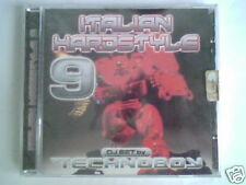 2CD ITALIAN HARDSTYLE 9 TECHNOBOY KGB'S PSY MAN CITIZEN