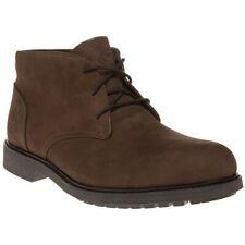 New Mens Timberland Brown Stormbuck Chukka Nubuck Boots Lace Up