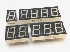 7-Segment Anzeige | 14mm | 1-,2-,3-,4-Ziffern | Gemeinsame Anode/Kathode|display