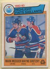 1983-84, O-PEE-CHEE, Hockey, #'s 2-396 , UPick from list