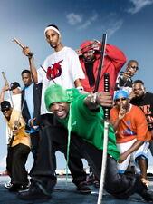 Wu-Tang Clan Rap Hip Hop Music Band Giant Wall Print POSTER