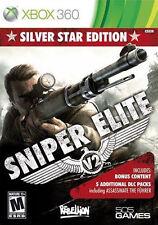 Sniper Elite V2 - Silver Star Edition - Xbox 360