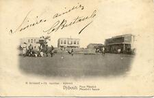 DJIBOUTI place ménélick éd grimaud aquilina