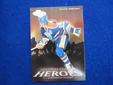 2000 UD Heroes Wayne Gretzky second season heroes  Oilers  ss6