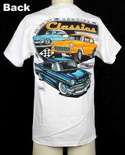 ORIGINALE CHEVROLET CHEVY Classics 55 56 57 Bel Air Gasser Muscle US Car T-shirt
