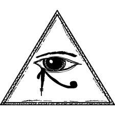 Auge des Horus Gießform  G0518