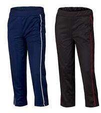 EX de marca niños Caño DETALLE Pantalón chándal ropa deportiva atletismo Suave