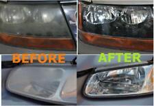 Headlight restorer renewer cleaner polisher headlamp lens repair clean restore