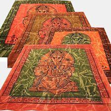 Couvre-Lit Couverture Ganesh Ganpati- Batik Inde Style Hippie
