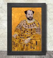 Gustav Klimt Poster Print A3 + 13x19 en - 33x48 cm