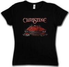 Christine car señora T-Shirt-Stephen auto 58er Plymouth Fury Cunningham King