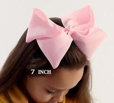 Big Bows Jumbo Hair Bow Southern Style Bows Big 7 inch Hairbows Texas Size Bows