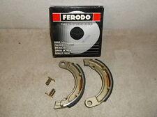 Ferodo Rear Brake Shoes for 1951-1962 Piaggio Vespa 125 & 150