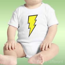 Body Recién Nacido Unisex Relámpago Amarillo Flash Amarillo Idea De Regalo