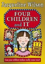 Four Children and It, Wilson, Jacqueline, Excellent Book