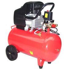 fahrbarer Druckluft Kompressor Kessel 230 V Druckluftkompressor 2PS Pressluft