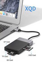 6in1 USB 3.0 HUB SD TF SDHC U Flash Disk CF Card Reader Multi Memory Card Writer