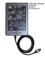 Sincronización USB-y cable de carga para Kindle wifi sin teclado 15 cm (6 pulgadas): cable de datos