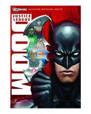 Justice League: Doom (DVD, 2012) NEW