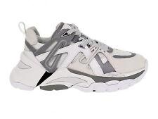 c09891a6fe0830 Baskets Ash FLB en cuir blanc - Chaussures Femme