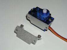 Qty. 2 Aluminum Servo Mount for 9 Gram 9g Micro Servos