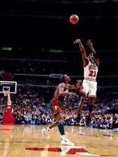 Michael Jordan Gary Payton 1996 Finals Retro Giant Print POSTER Affiche