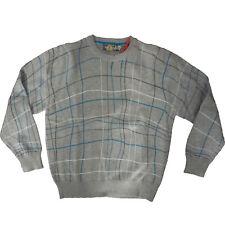 Jersey  niño de Travieso ,gris ,talla 4