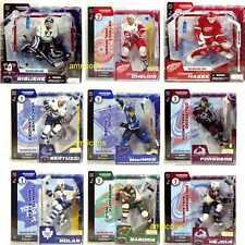 McFarlane Sports NHL Hockey Series 7 Hockey Figure Set of 9 Released 2004