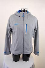ZIENER women's Bike Fashion Jacke Hoody Ciera 898734 grey blue Size 38 new