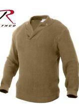 US Army Vintage Mechanics Sweater 30's 40's USMC Navy Marines WW2 WWII Gr S-3XL