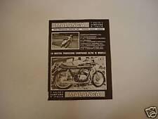 advertising Pubblicità 1973 MALANCA 125
