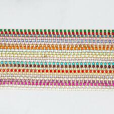 3mm 24pp Rhinestone Crystal Chain | DIY Crafting Trim | 3 Feet