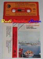 MC GIUSEPPE DI STEFANO O sole mio 1972 1 stampa ITALY ORK 78035 no cd lp vhs dvd
