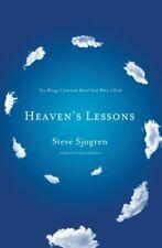 Heaven's Lessons by Sjogren, Steve Book The Cheap Fast Free Post
