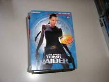 DVD Film Lara Croft Tomb Raider 3Disc Box CONCORDE