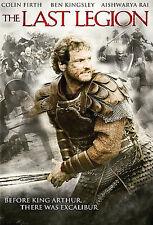 The Last Legion (DVD, 2007) Colin Firth, Ben Kingsley
