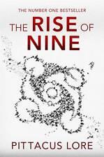 The Rise of Nine (Lorien Legacies 3), Lore, Pittacus