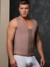 Fajas DPrada 11017 Abdomen Control Undershirt Body Shaper for Men