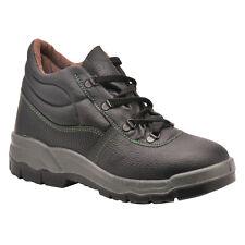 PortWest Men Steelite Safety Boot S1 Black Multi Size FW21