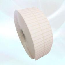 Dirección de Blanco térmica Auto Adhesivo Pegajoso Impresora Etiquetas 50 X 12mm 2x0.5 pulgadas