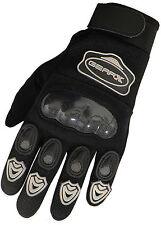 KIDS Mx Motocross Gloves Carbon Shell Mountain Bik Cycle Glove