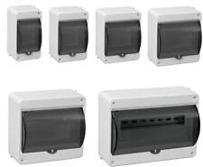 Aufputz Kleinverteiler IP30  Unterverteilung AP  Sicherungskasten Verteilerkaste