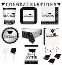 Graduation Graduate Party Tableware Supplies Mortar Board School University Cup