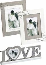 Love Holzrahmen 10x15 cm und 13x18 cm