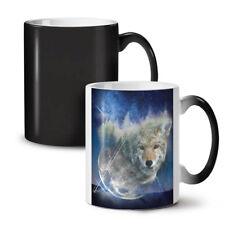 WOLF MOON BESTIA Animale NUOVO colore modifica Tè Tazza Da Caffè 11 OZ | wellcoda