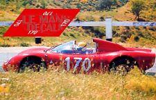 Calcas Alfa Romeo T33 Persicopica Targa Florio 1967 1:32 1:43 1:24 1:18  decals