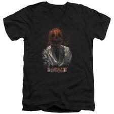 Halloween Iii H3 Scientist Mens V-Neck Shirt